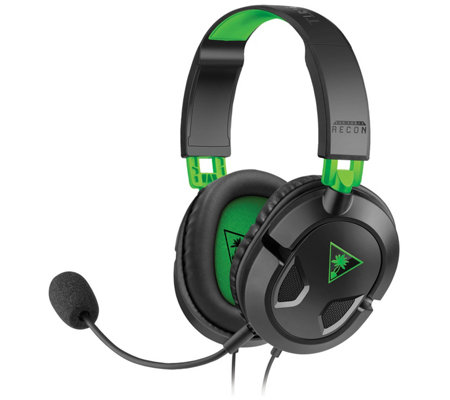 Turtle Beach Ear Force Recon 50x Over Ear Wiredgaming Headset