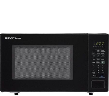 Sharp Carousel 1.4-Cubic Foot 1000W CountertopMicrowave Oven