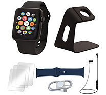 Apple Watch Series 3 GPS 42mm Sport Band with Accessories - E232585