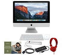 "Apple iMac 21"" 2.3GHz, 1TB HDD, Software, DJHeadphones - E298985"