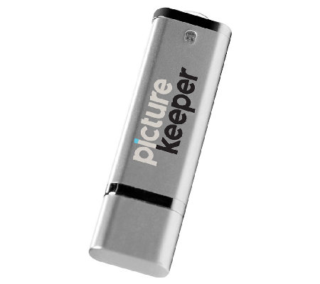Picture Keeper PLUS 6,000 Photo Backup Drive for PC or Mac