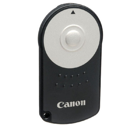 Canon RC-6 Wireless Remote Camera Controller with Carry Case