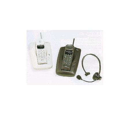 Uniden 900 MHz Digital Spread Spectrum Phone W Headset