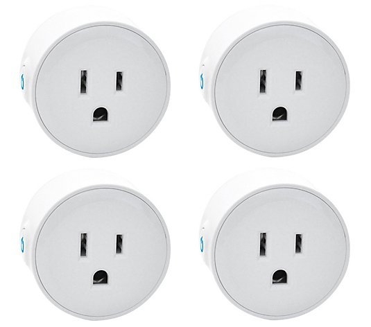 Digital Gadgets Mini Smart Plug 4-Pack