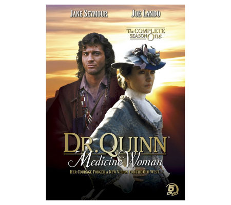 Dr. Quinn, Medicine Woman: Complete Season 1 Five-Disc DVD Se