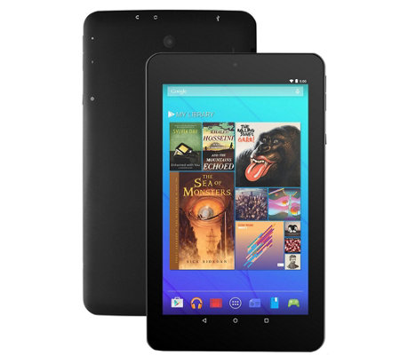 "Ematic 7"" HD Tablet - 8GB, Android, Quad-Core"