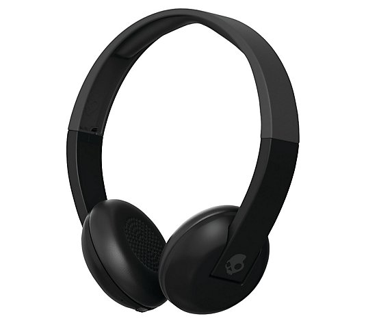 Skullcandy Uproar Bluetooth Over-the-Ear Headphones with Mic