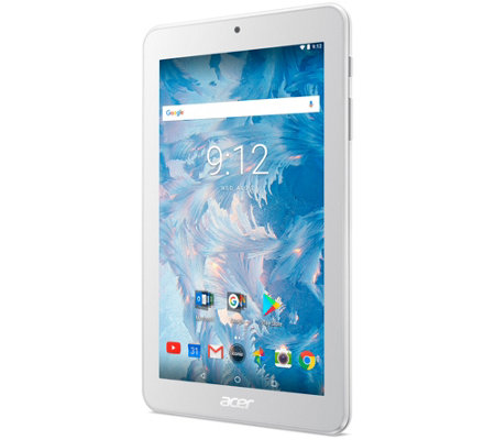 "Acer Iconia One 7"" Tablet - Quad-Core, 16GB Memory"