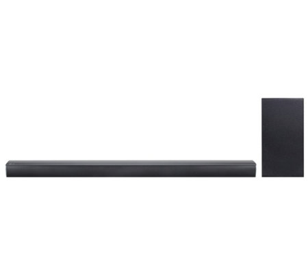 LG 2.1-ch Hi-Res Soundbar w/ Wireless Subwoofer& Amplifier