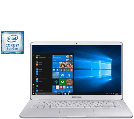 "Samsung 15"" Notebook 9 Laptop - Core i7, 8GB RAM, 256GB SSD"