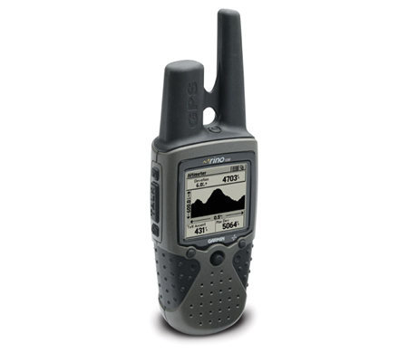 Garmin Rino 130 GPS Integrated FRS/GMRS Radio