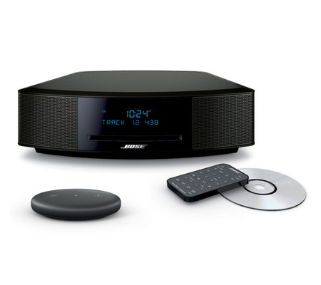 Bose Wave Music System IV with CD Player, Radio & Alexa — QVC com