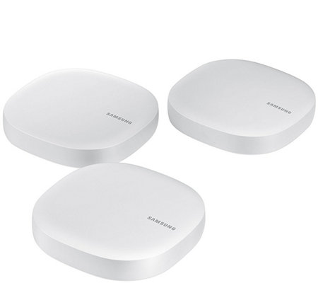 Samsung Connect Home Smart Wi-Fi System Setof 3
