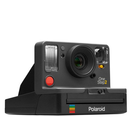 Polaroid OneStep 2 i-Type Camera - Black & Whit e Film