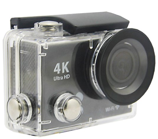 Naxa Waterproof 4K Action Camera