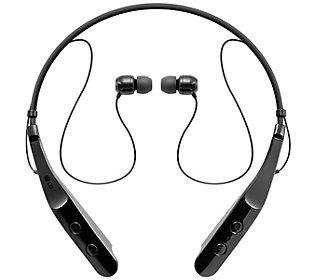 Lg Tone Pro Premium Wireless Stereo Headset Qvc Com