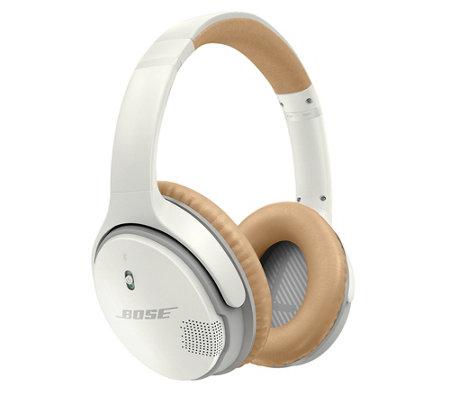 Bose Soundlink Ii Around Ear Bluetooth Headphones