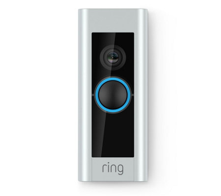 Ring Video Doorbell Pro 1080p Hd Video Two Way Talk 3 Year Warranty