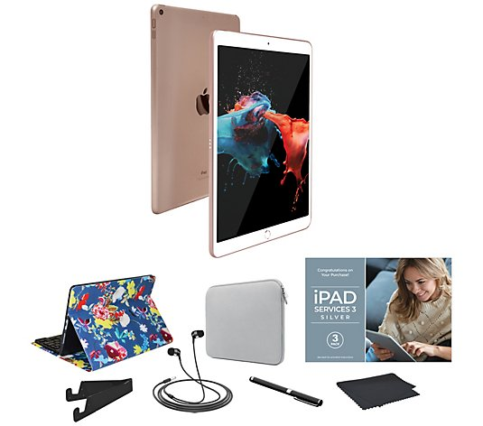 "Apple iPad 10.2"" 128GB Wi-Fi with Accessories and Voucher"