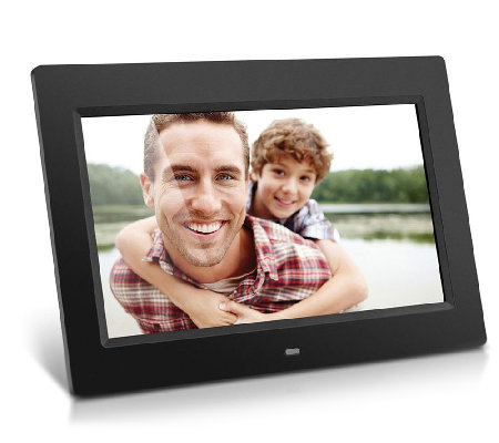"Aluratek 10"" Hi-Res Digital Photo Frame"
