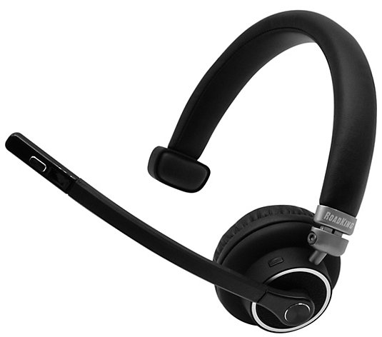RoadKing Premium Noise-Canceling Bluetooth 66'Headset