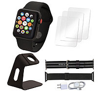Apple Watch Series 3 GPS & Cellular 42mm & Accessories - E295693