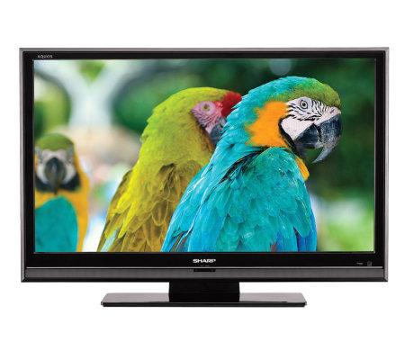 Sharp AQUOS 4634 Diagonal Widescreen Full High Definition 1080p