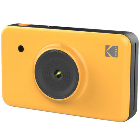 Kodak Mini Shot Digital Dye-Sub Instant Camera