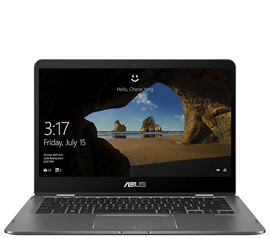 ASUS ZenBook Flip 14 Convertible Laptop i7, 16GB RAM,512GB SSD