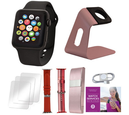Apple Watch Series 3 GPS 42mm with Tech Support & Voucher
