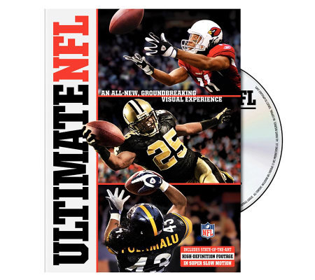 Ultimate NFL 2-Disc Set