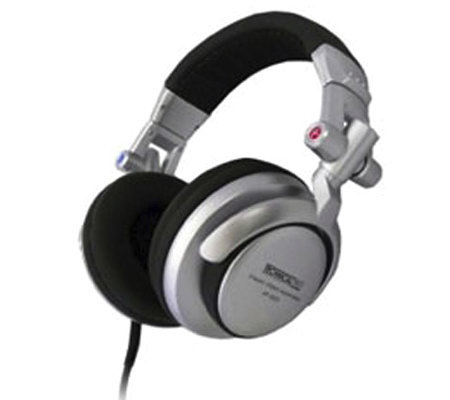 Technical Pro Professional Headphones w/ Adjustable Headband