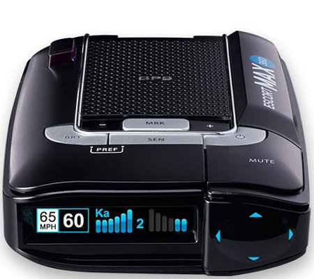 Escort MAX 360 Radar Detector with Travel Case& Magnet Mount