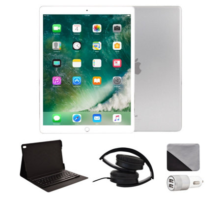 "Apple iPad Pro 10.5"" 256GB Wi-Fi with Accessories - Silver"