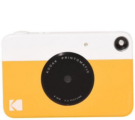 Kodak Printomatic ZINK Digital Instant Camera