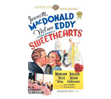 Sweethearts (1938) - DVD