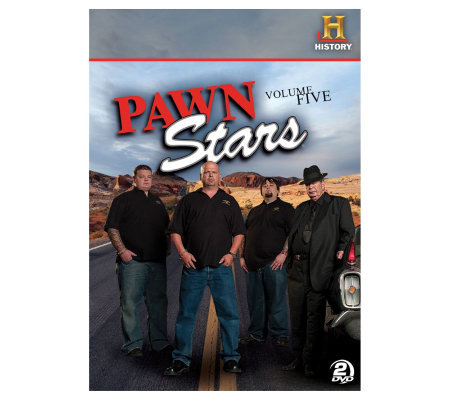 Pawn Stars: Volume 5 Two-Disc DVD Set