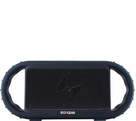 EcoXGear EcoXBT Waterproof Bluetooth Speaker w/EcoCharge