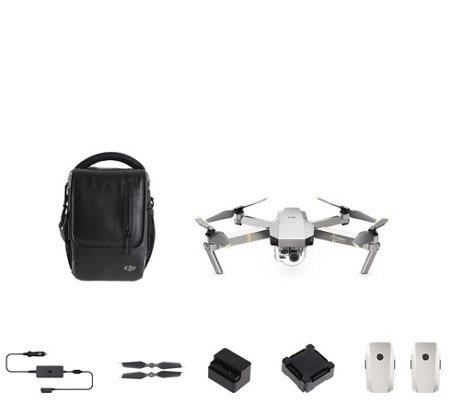 DJI Mavic Pro Platinum Fly More Combo Pack