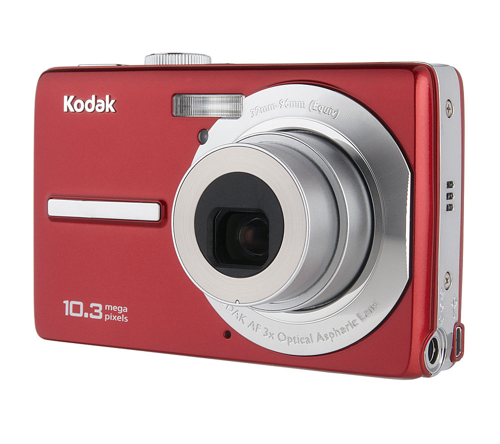 Kodak 3x Zoom 10 3 Megapixel Ultra Compact Digital Camera
