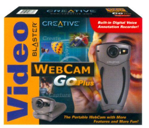 Driver for Creative WebCam Go ES
