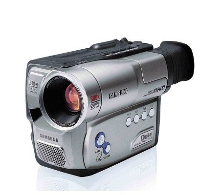 samsung scw71 hi8 camcorder with 880x digital zoom qvc com rh qvc com Samsung Digital Camcorder SMX-C10RN XAA Manual Samsung Digital Camera Manual