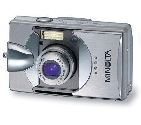minolta dimage g500 5 0 mp digital camera 9x total zoom qvc com rh qvc com Minolta DiMAGE Z1 Manual Minolta DiMAGE Z6