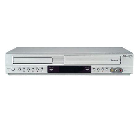 go video dv2140 dvd vcr combination qvc com rh qvc com go video dvd vcr combo dvr 4000 manual go video dvd vcr combo vr3845 manual