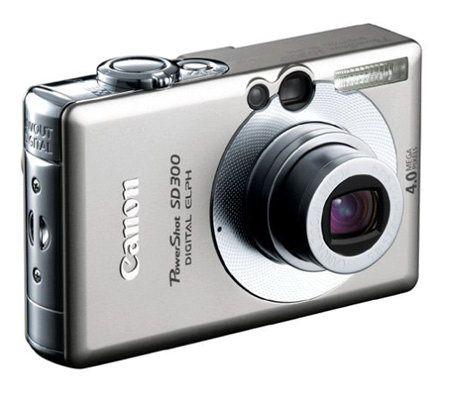 canon powershot sd300 4 0mp digital camera with11x total zoom qvc com rh qvc com canon powershot sd300 user manual Canon PowerShot SD 630