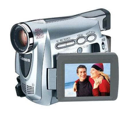 canon zr200 mini dv camcorder with 20x opticalzoom qvc com rh qvc com Canon ZR Canon ZR200 Manual PDF