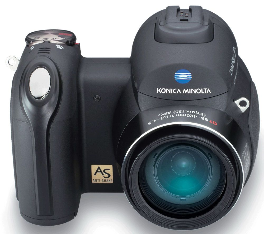 konica minolta dimage z5 5 0mp digital camera qvc com rh qvc com DiMAGE Minolta Alpha Lenses Minolta DiMAGE A2