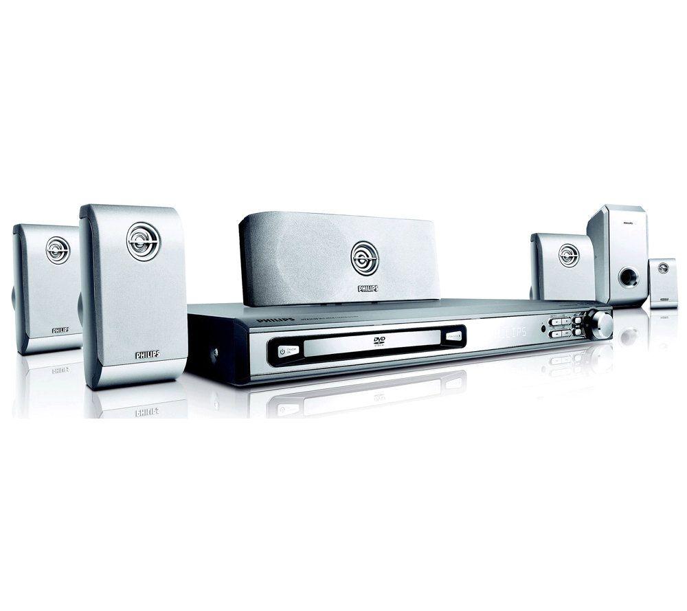 philips hts3410d 700 watt dvd home theater system qvc com rh qvc com Philips TV User Manual Philips TV Manual