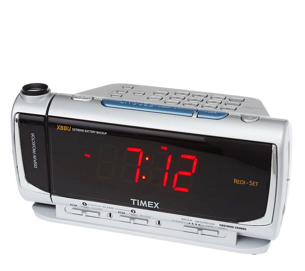 timex redi set dual alarmclock w batterybackup jumbo display rh qvc com timex redi-set dual alarm clock manual Timex Alarm Clock Manuals T231