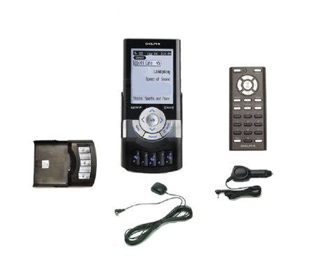 delphi sa10224 skyfi3 portable xm receiver withvehicle kit qvc com rh qvc com Delphi SKYFi3 Home Kit Delphi SKYFi3 Update